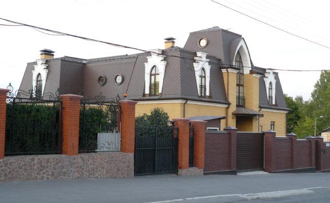Дом на улице Петропавловской