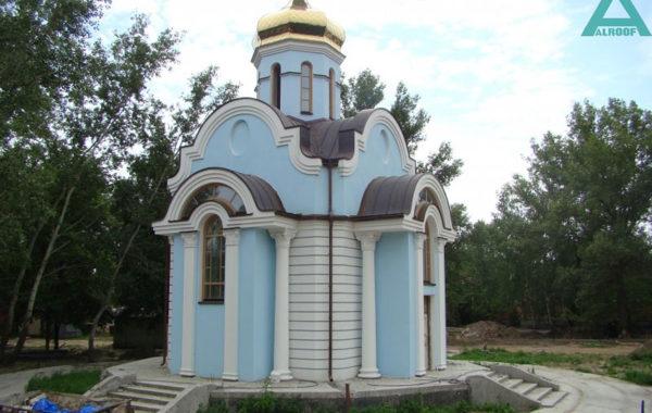 Церковь в Козине