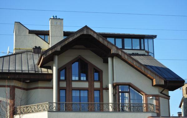 Дом на ул. Зверинецкой