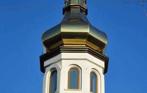 Церковь на Русановских садах