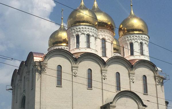 Храм в Харькове