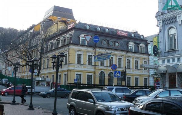 Бизнес-центр на ул. Сагайдачного