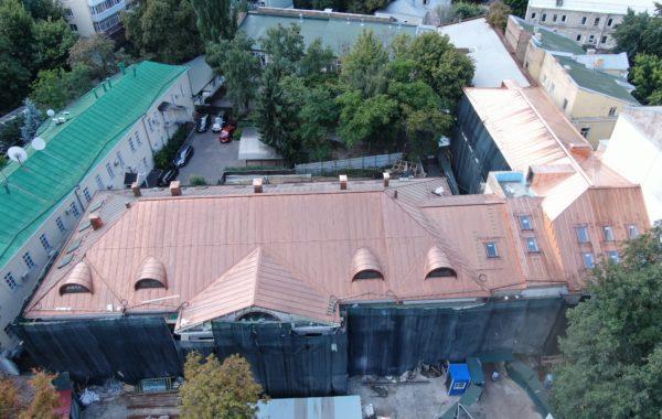 Усадьба Ипсиланти на ул. Мазепы